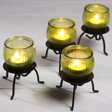 Unbranded Metal Modern Candle & Tea Light Holders