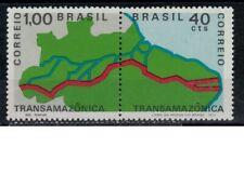 Brazilie mi 1283-1284 (1971) plakker - mh - x