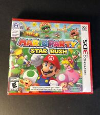 Mario Party [ Star Rush ] (3DS) NEW