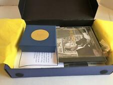 Gerald R. Ford Presidential Museum Grand Rapids, Mi Gift Box CD Book Coin Pin