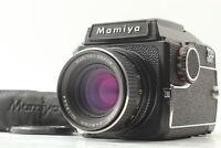 [CLA'd N MINT] Mamiya M645 500S w/ Waist level finder 80mm f2.8 Lens From JAPAN