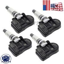 4 Pcs Tire Pressure Sensor TPMS For Infiniti Q50 Q60 QX60 JX35 40700-3JA0B