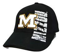 Mizzou Missouri Tigers Top of the World Listen Up NCAA Flex Fit Cap Hat M/L