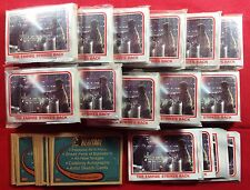 Lot of 300 Cards 2000 Topps Heritage Star Wars Empire Strikes Back P5 Promo Card