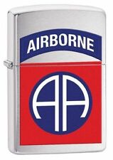 Zippo Windproof U.S. Army 82nd Airborne Lighter, 29181, New In Box