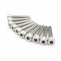 Fabory M51060.040.0018 M4-0.7 X 18 Mm A2 Stainless Steel Flat Socket Head Cap