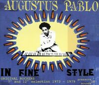 Augustus Pablo - In Fine Style [New Vinyl LP]