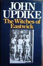 The Witches of Eastwick by John Updike (HARDBACK 1984) DEUTSCH,FANTASY,1st. ED