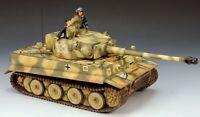 KING & COUNTRY WW2 GERMAN ARMY WS151 TIGER 1 TANK SET MIB
