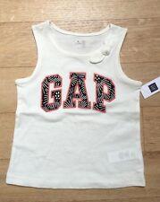 GAP Girls' Sleeveless Vest T-Shirts & Tops (2-16 Years)