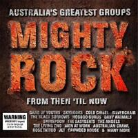 Mighty Rock Various Artists 2 CD NEW