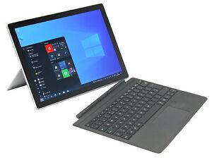 Microsoft Surface Pro 5 Model 1796 i5-7300U 8GB RAM 256GB eMMC Silver Type Cover
