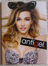 Catalogue Lingerie Lise Charmel Antigel A-H 2017 21x15 NEUF