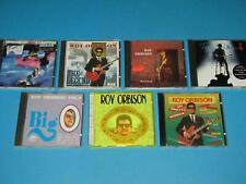 Roy Orbison: CD Sammlung, Collection - 7 CD's