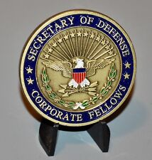 DOD Department of Defense Corporate Fellows Challenge Coin