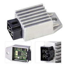 12V 4 Pin Voltage Regulator Rectifier fit for GY6 50cc-150cc Moped Scooter ATV