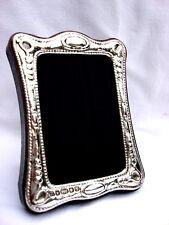 Lovely Finest 999 Qualité hallmarked silver London & BRITANNIA Photo Frame.