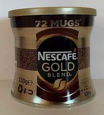 Nescafe Gold Blend Coffee 130g Tin