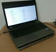 HP PROBOOK  4530S  I3-2310M  2.10GHZ  4GB MEMORY  NO HDD NO BATTERY  LOT OF 2