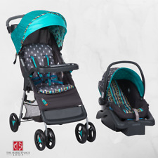 Baby Stroller Car Seat 2-in-1 Infant Carriage Buggy Comfort Walker Travel System