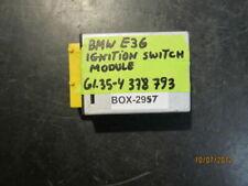 Amplificateurs E 36 pour véhicule BMW