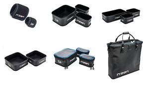 Daiwa Luggage Bait Bowl Accessory Case Groundbait Keepnet Bag EVA Fishing