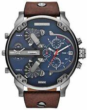 Diesel DZ7314 Mr Daddy 2.0 Blue Dial 57mm Chronograph Men's Watch