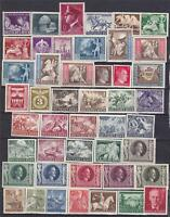 WWII 3rd Reich MNH #811 - #908 ..  COMPLETE POST OFFICE FRESH!!!  See 2 Scans..