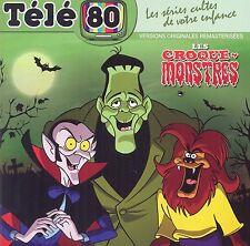 Télé 80 CD Les Croques-Monstres - France