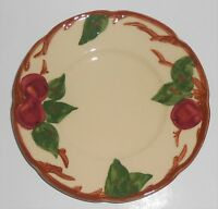Franciscan Pottery U.S.A. Apple Bread Plate