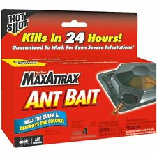 (2 Pack) Pro Mix Hot Shot Max Attrax Ant Bait Trap