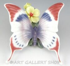 Lladro Figurine A MOMENT'S REST BUTTERFLY & FLOWER #6173 Retired Mint
