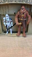 Star Wars ROTS Comic Pack Kasyyyk Trooper & Wookie Warrior