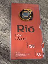 New Opened Mp3 Rio Player Digital Audio Music Media Cali Sport 128 Mb