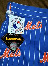 Loudmouth MLB NY Mets Golf Shorts Men Size 42 NWT Blue