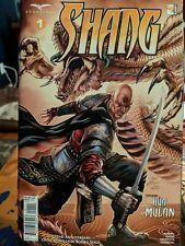 Zenescope: Grimm Fairy Tales Presents Shang #1 Cover A Variant