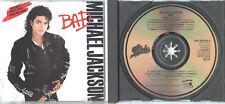 MICHAEL JACKSON Bad 1987 JAPAN CD rare 1pr FIRST MIX 11A2 audiophile no target