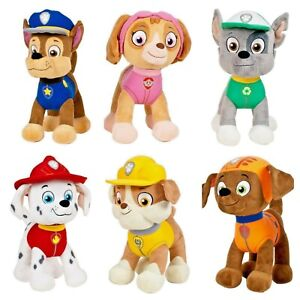 Official Paw Patrol Plush Toys 28cm