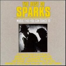 Sparks The Best of Sparks Music That You Can Dance To Cd