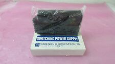 SHINDENGEN ELECTRIC EY124R2U SWITCHING POWER SUPPLY 12V4.2A 406302