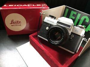 Leicaflex SL mit Summicron 1:2/50