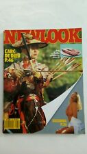 MAGAZINE NEWLOOK NEW LOOK FR EROTIQUE VINTAGE SEXY N 60   SUZANNA ARC  CURIOSA