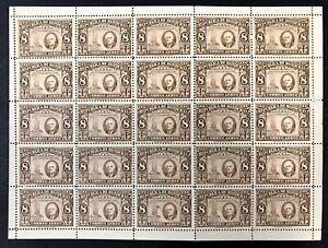 Honduras #C158 Sheet of 40 1946 MNH