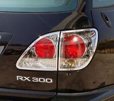 IDFR Lexus 1999~2004 RX300 Chrome frame bezel for tail lights
