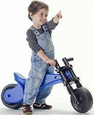 New YBike Original BLUE Kids Learning to Ride Balance Bike
