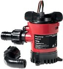 Johnson Pump Cartridge Bilge Pump with Dura-Port - 1000 GPH - 32903 photo