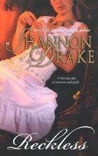 Reckless Drake, Shannon Mass Market Paperback