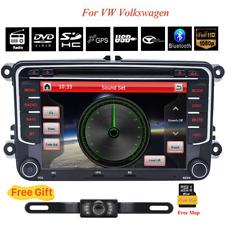 "7"" Car Radio Stereo DVD Player GPS CANBUS For VW Golf Passat Jetta Touran Tigua"