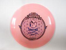 Innova Champion Glow Shryke Karina Nowels Team Series Pink w Black/Blue 175