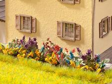 NOCH 14050 échelle H0, Jardin de fleurs (COUPÉ AU LASER minis # en #